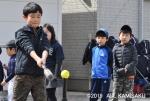 1月野球教室:並びっこベースボール大会(園児/4年生以下)