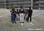 11月野球教室:トスベースボール大会(園児/4年生以下)